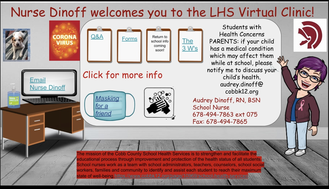 LHS Virtual Clinic