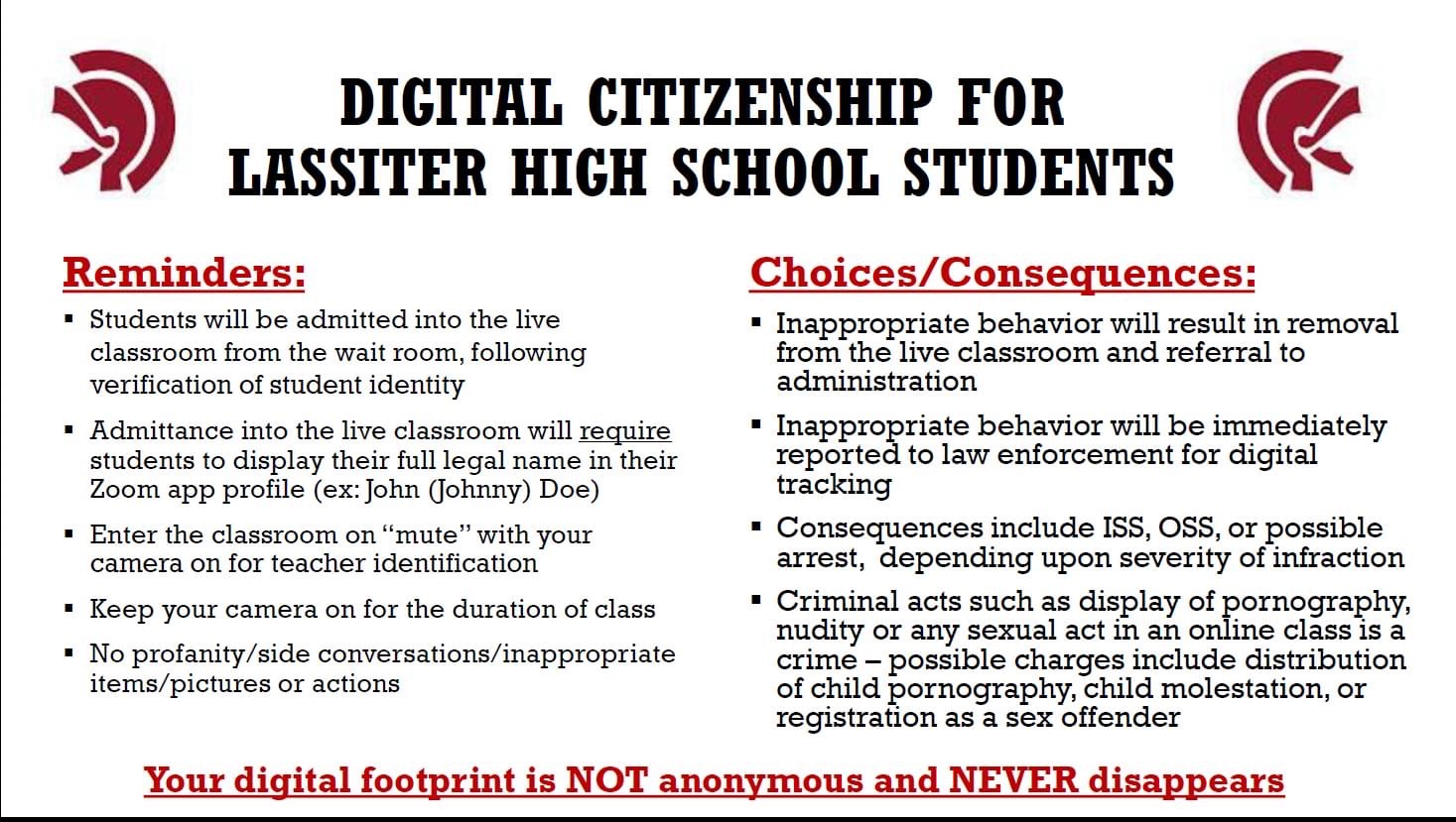 Lassiter Digital Citizenship
