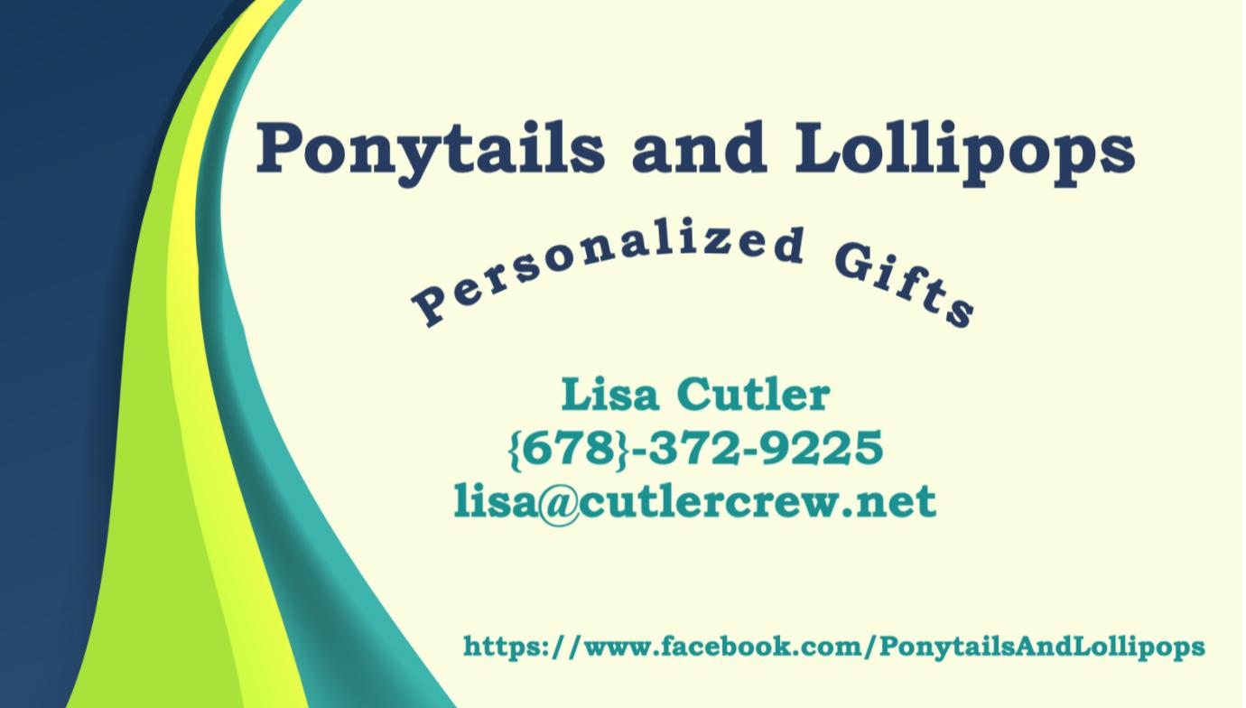Ponytails & Lollipops