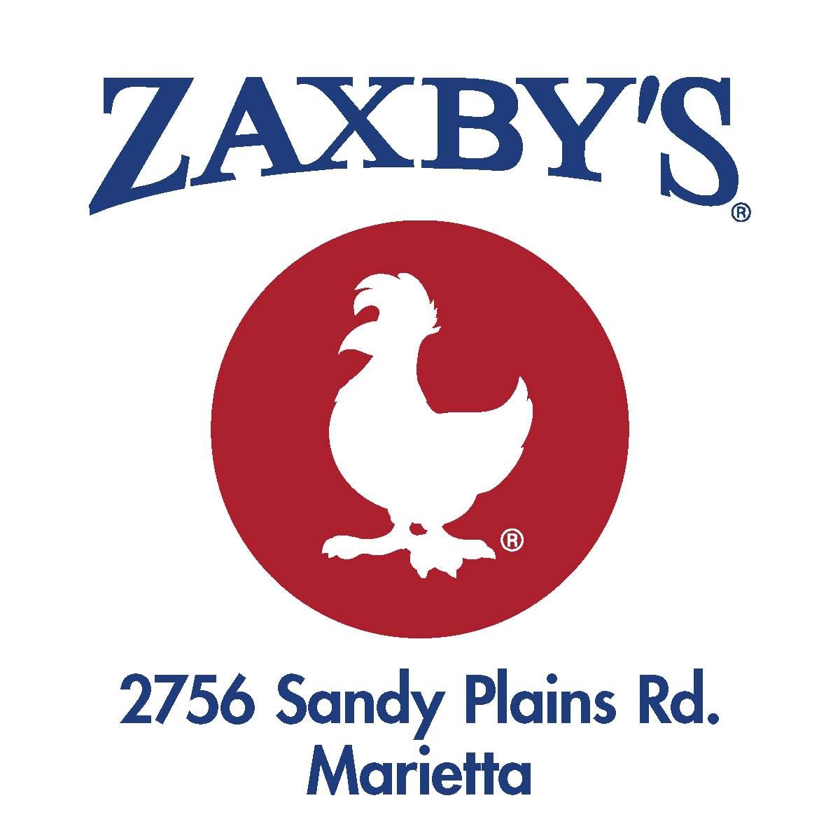 Zaxbys Sandy Plains