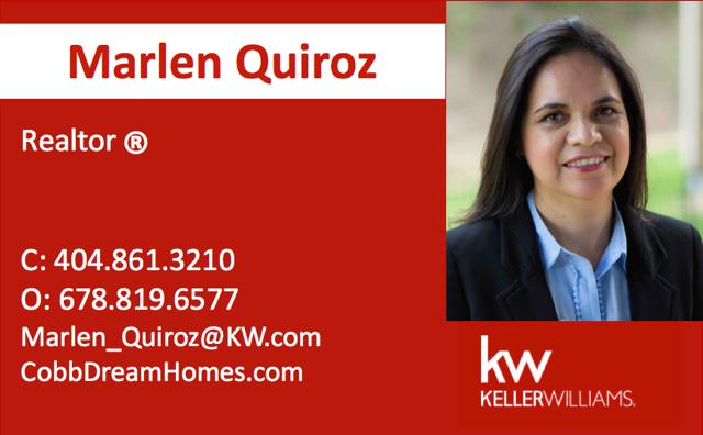 Marlen Quiroz, KWRealty